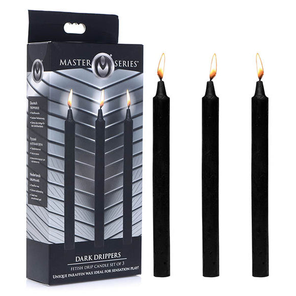 Master Series Fetish Drip Candles
