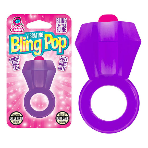 Rock Candy Bling Pop Ring