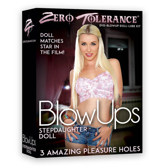 Zero Tolerance BlowUps Stepdaughter Doll