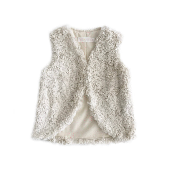 Fur Vest {Limited Edition}