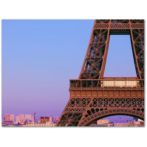 Eiffel's Sunset - 12x16 Canvas