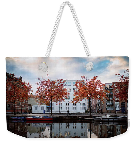 Dam Straight - Weekender Tote Bag