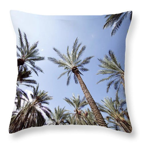 Gali Tree - Throw Pillow