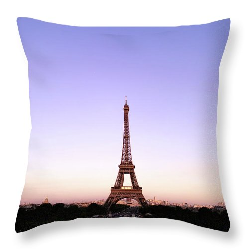 Stand Alone - Throw Pillow