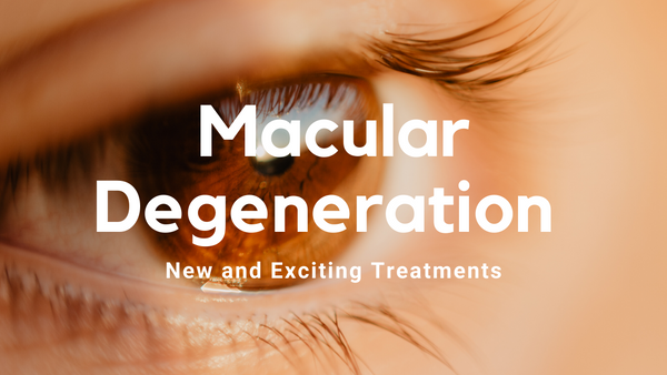 Macular Degeneration Research Update