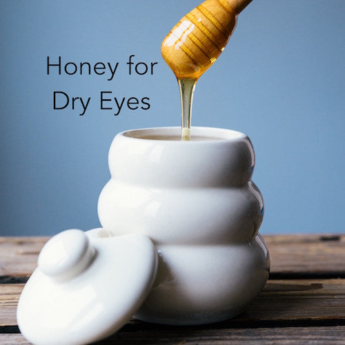 Honey for Dry Eyes
