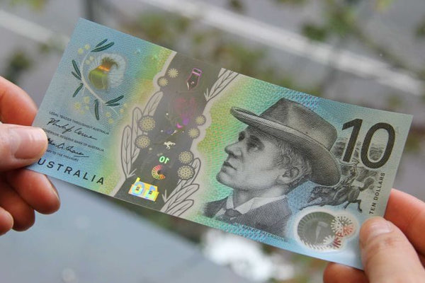New low-vision friendly $10 note