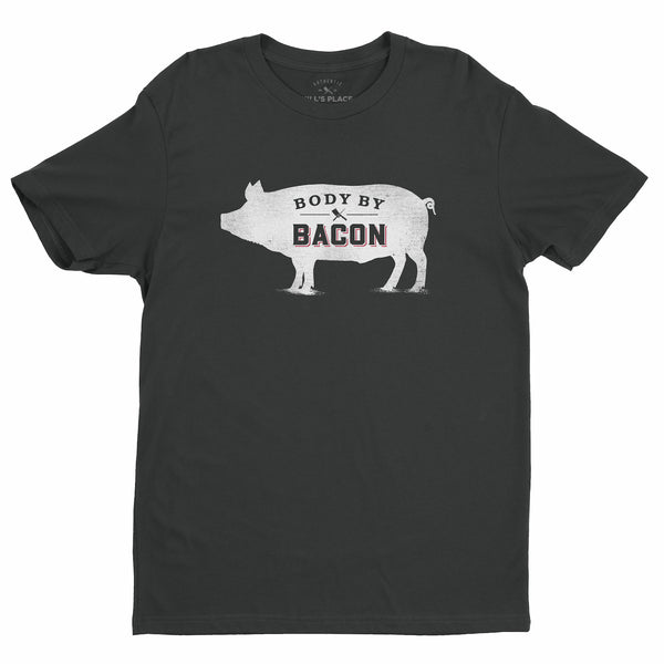 Body By Bacon Men's T-Shirt
