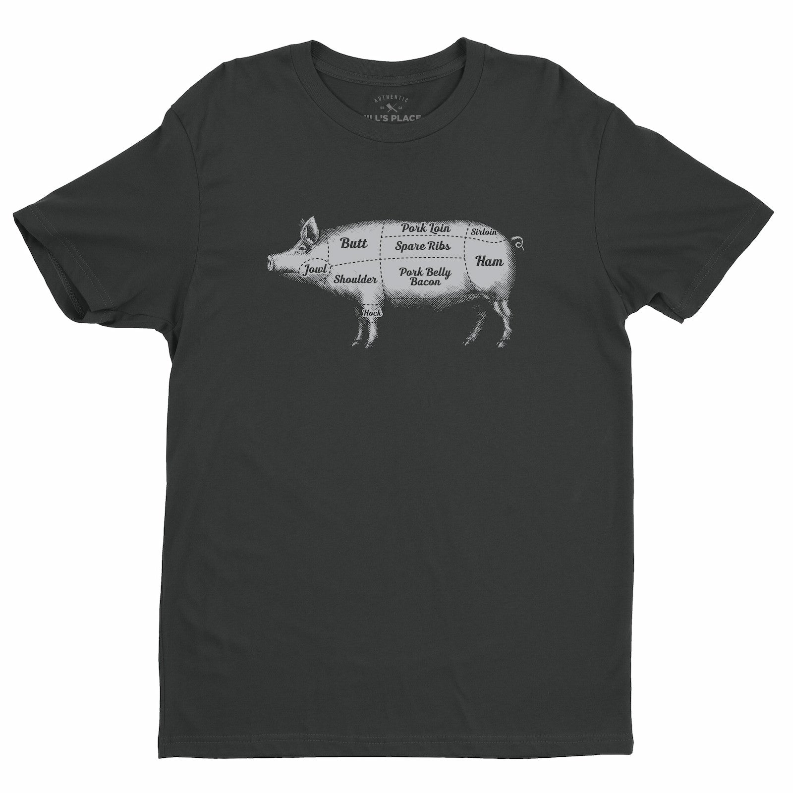 Pork Chart Men's T-Shirt