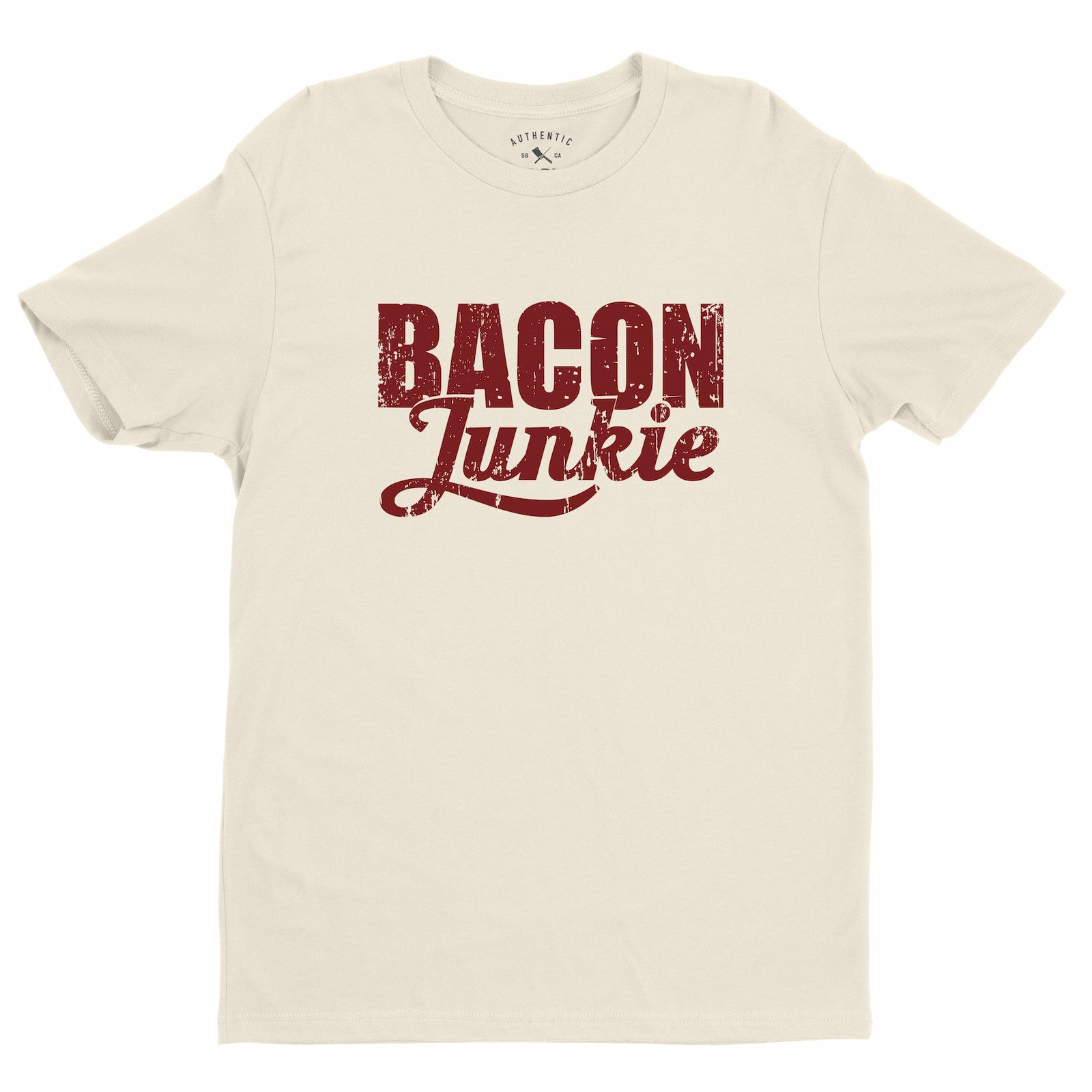 Bacon Junkie Men's T-Shirt