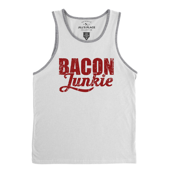 Bacon Junkie Men's Tank