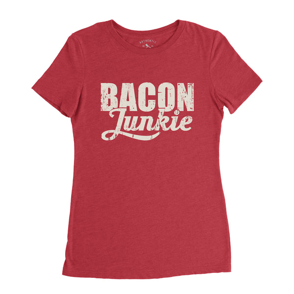 Bacon Junkie Women's T-Shirt