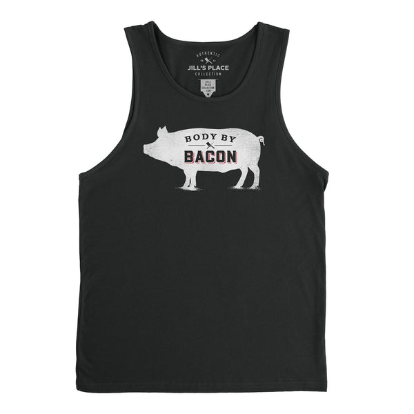 Body By Bacon Men's Tank