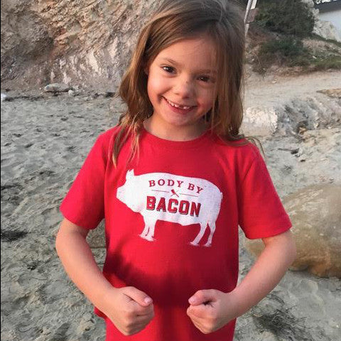 Body By Bacon Youth T-Shirt