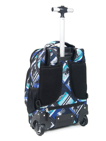 40560185be6c products TL0014D99-2.jpg. Sale. Add to wishlist. Quick View. Tilami. Tilami  Boy Rolling Backpack Armor Luggage School Travel Book Laptop 18 Inch ...