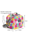 Tilami Insulated Picnic Bag Cooler Bag for School, Camping, Beach, Travel, Car Trip,Rustic style 1 - Tilamibag