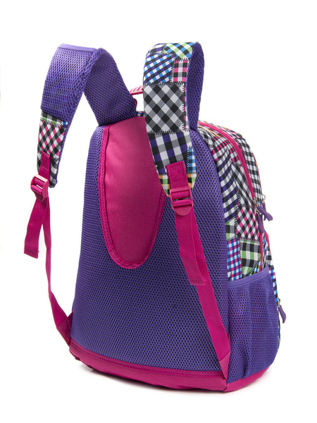 Tilami Backpack Laptop Bag 14 Inch School Bag Children Bookbags Laptop Bag,Cool colors - Tilamibag