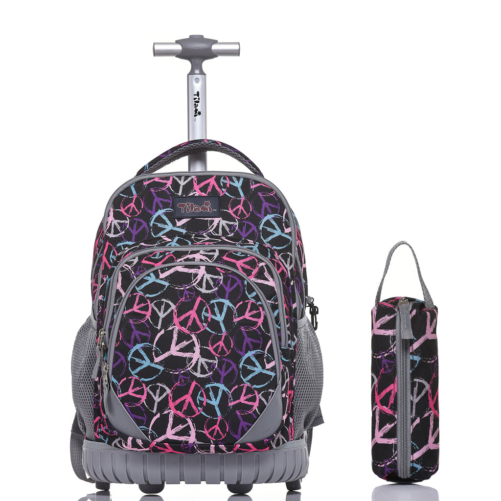 Tilami Wheeled Rolling Backpack Expert Tilamibag