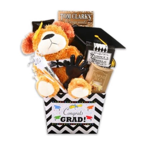 Congratulations to the Grad Gift Basket