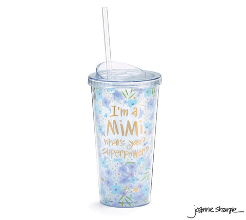 Superpower Mimi Travel Cup