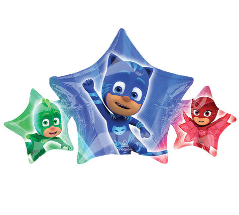 "17"" Pkg Mini PJ Masks Balloon"