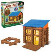 Lincoln Logs Oak Creek Lodge Building Set, [Premier Gifts and Balloons], Novelty Item, Premier Gifts 'n Balloons