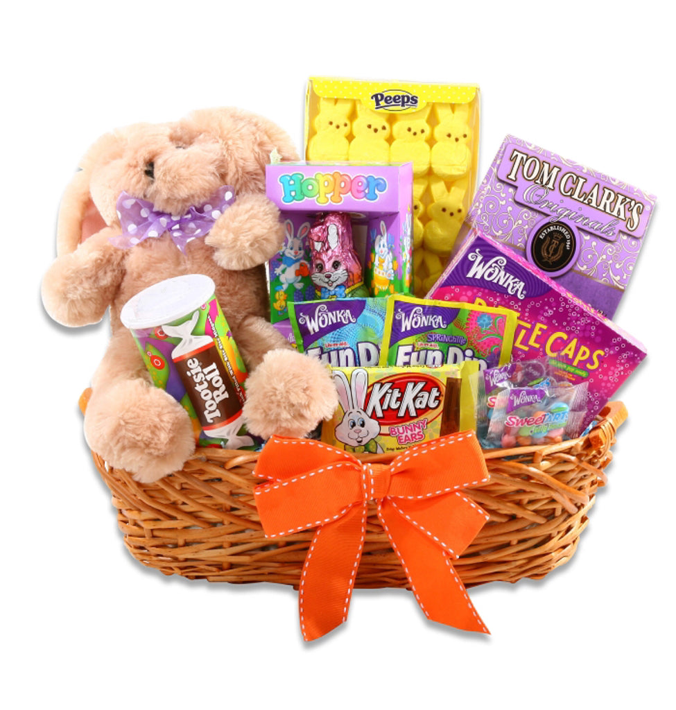 Delightful Easter Treats Gift Basket
