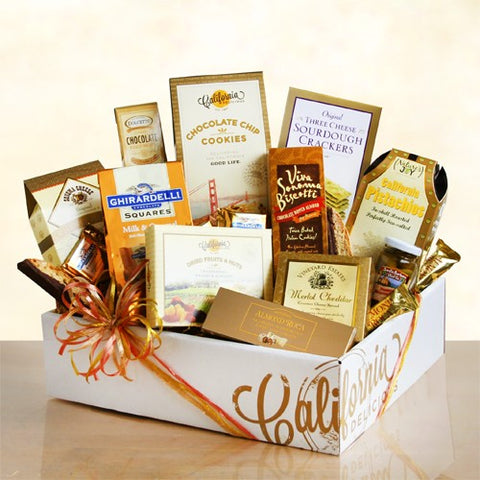 California Artisanal Gourmet, [Premier Gifts and Balloons], Gift Basket, Premier Gifts 'n Balloons