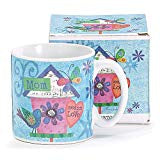 Mom Means Love Mug