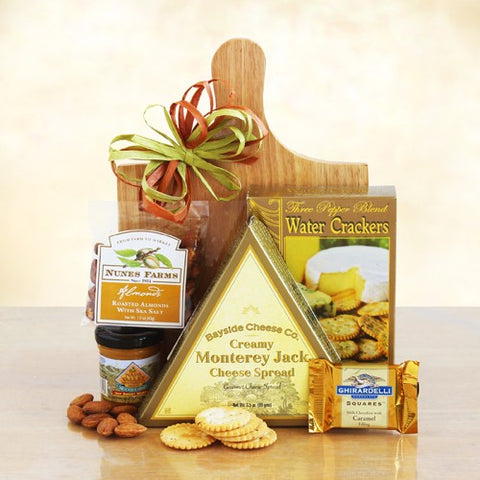 Cheeseboard Appetizer, [Premier Gifts and Balloons], Gift Basket, Premier Gifts 'n Balloons