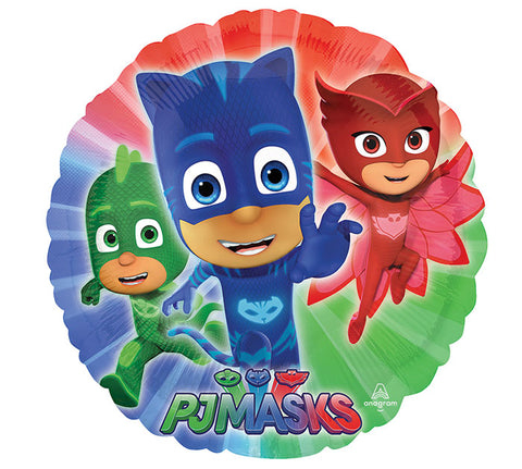 "17"" Pkg PJ Masks Foil Balloon"