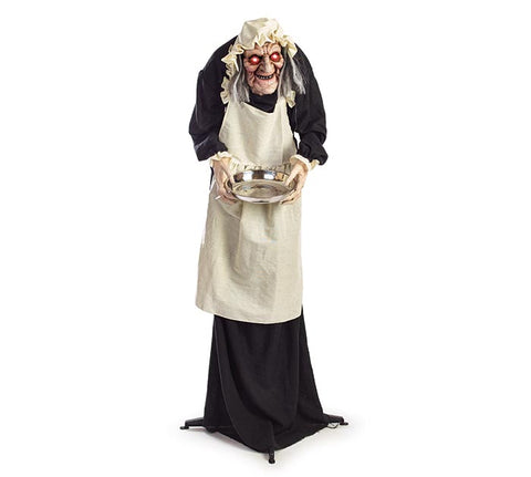 Animated Scary Maid Decor, [Premier Gifts and Balloons], Home Decor, Premier Gifts 'n Balloons