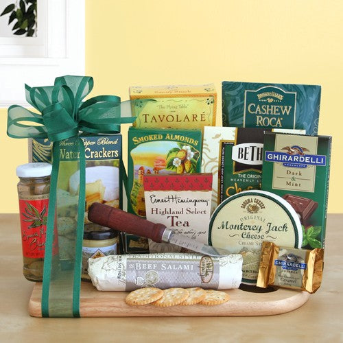 Cheeseboard Complete Ultimate, [Premier Gifts and Balloons], Gift Basket, Premier Gifts 'n Balloons