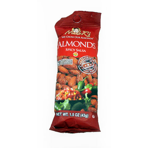 Almonds Salsa Bag, [Premier Gifts and Balloons], Premier Snacks, Premier Gifts 'n Balloons