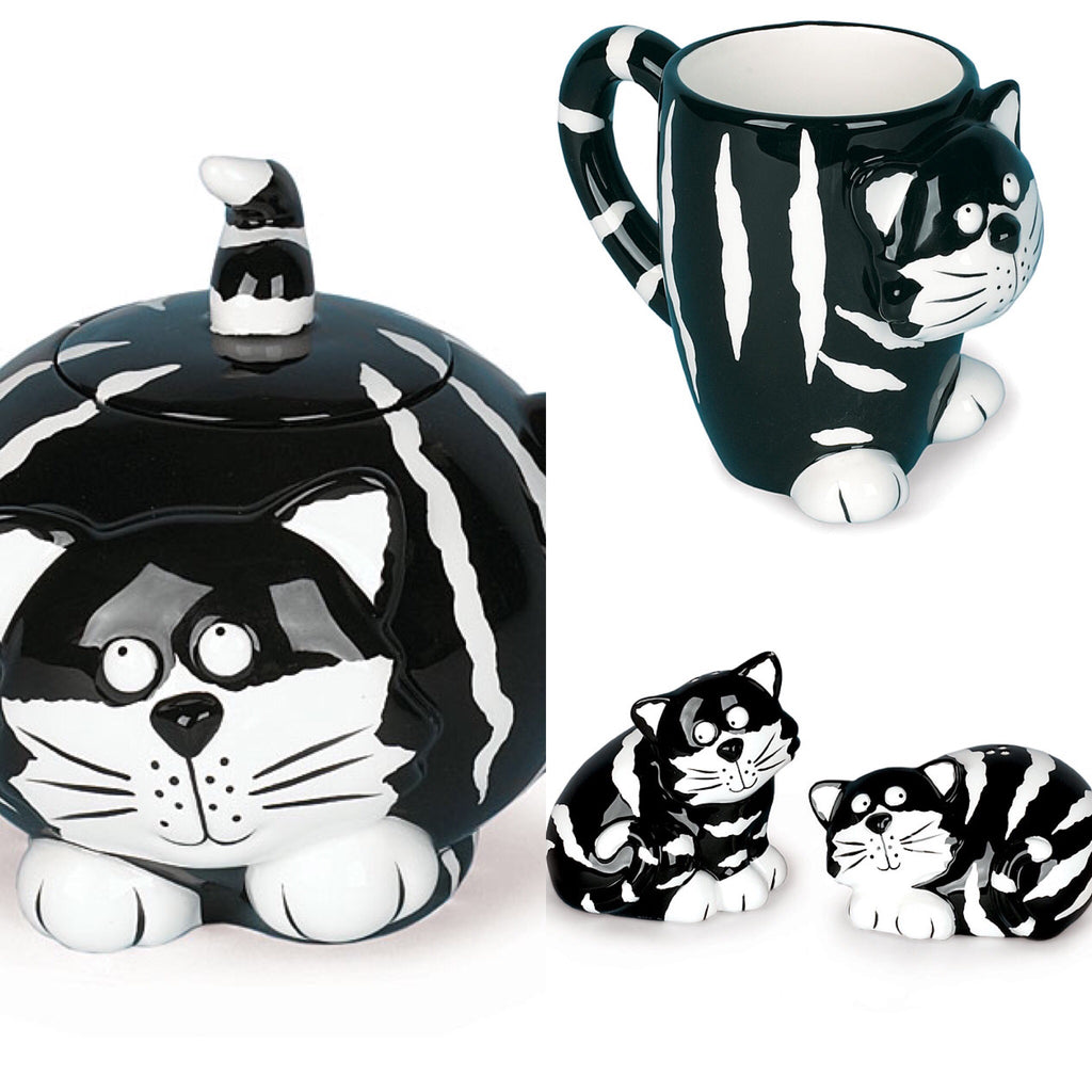 Chester Cat Cookie Jar, [Premier Gifts and Balloons], Cookie Jar, Premier Gifts 'n Balloons