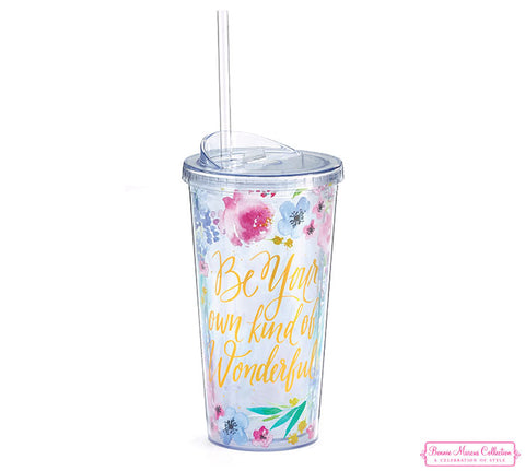 Kind of Wonderful Travel Cup, [Premier Gifts and Balloons], Drinkware, Premier Gifts 'n Balloons
