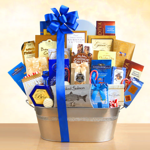 VIP Holiday Spectacular Basket