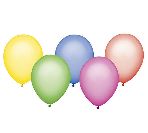 "11"" Assort Neon Balloons, [Premier Gifts and Balloons], Balloons, Premier Gifts 'n Balloons"