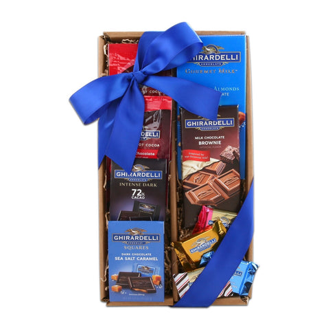 Ghirardelli Sampler Box