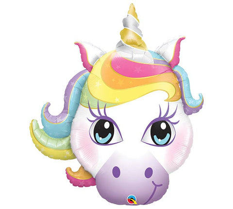 "38"" Pkg Magical Unicorn Balloon"