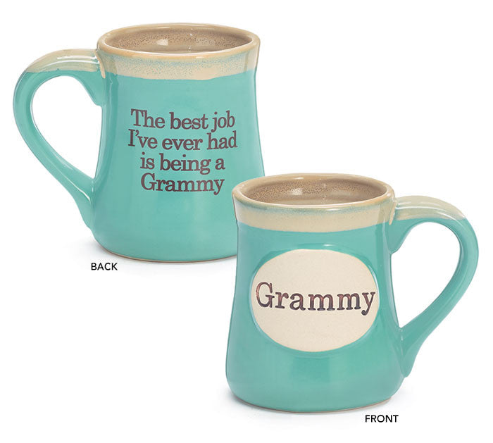 Grammy Message Mug, [Premier Gifts and Balloons], Drinkware, Premier Gifts 'n Balloons