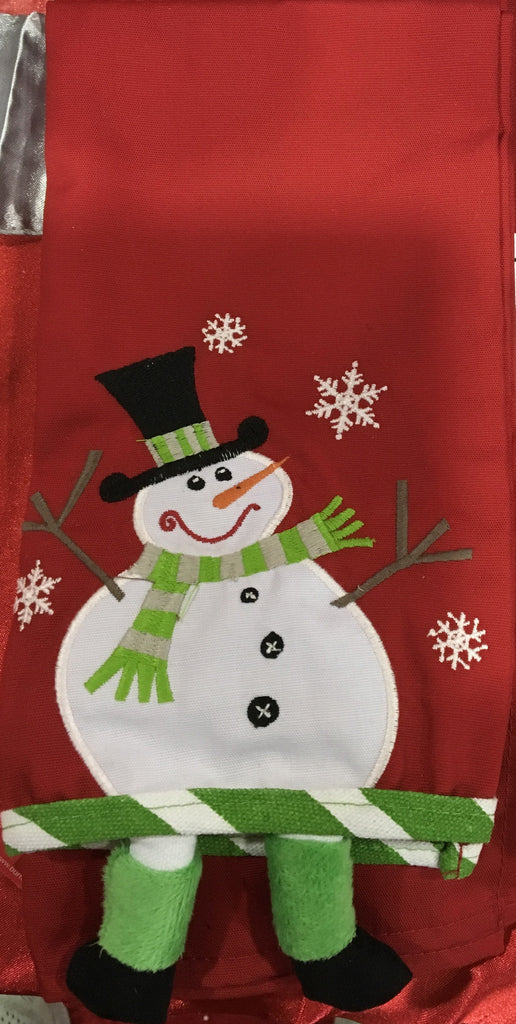 Snowman Tea Towel, [Premier Gifts and Balloons], Kitchen, Premier Gifts 'n Balloons