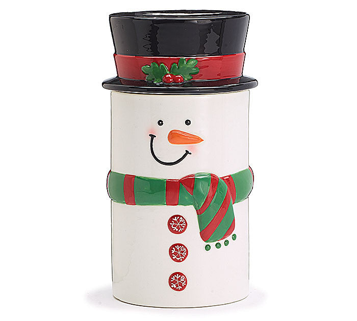 Snowman Cookie Jar, [Premier Gifts and Balloons], Cookie Jar, Premier Gifts 'n Balloons