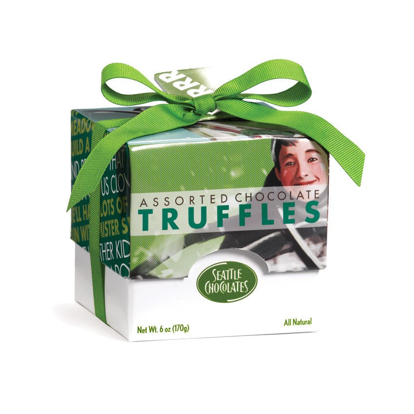 Snow Day Truffle Gift Box, [Premier Gifts and Balloons], Truffles, Premier Gifts 'n Balloons