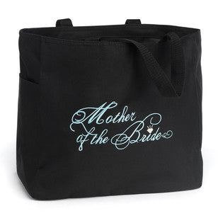 Bridal Party Mother of the Bride Tote Bag, [Premier Gifts and Balloons], Accessories, Premier Gifts 'n Balloons
