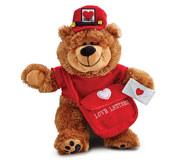 Love Letter Bear, [Premier Gifts and Balloons], Plush Toys, Premier Gifts 'n Balloons