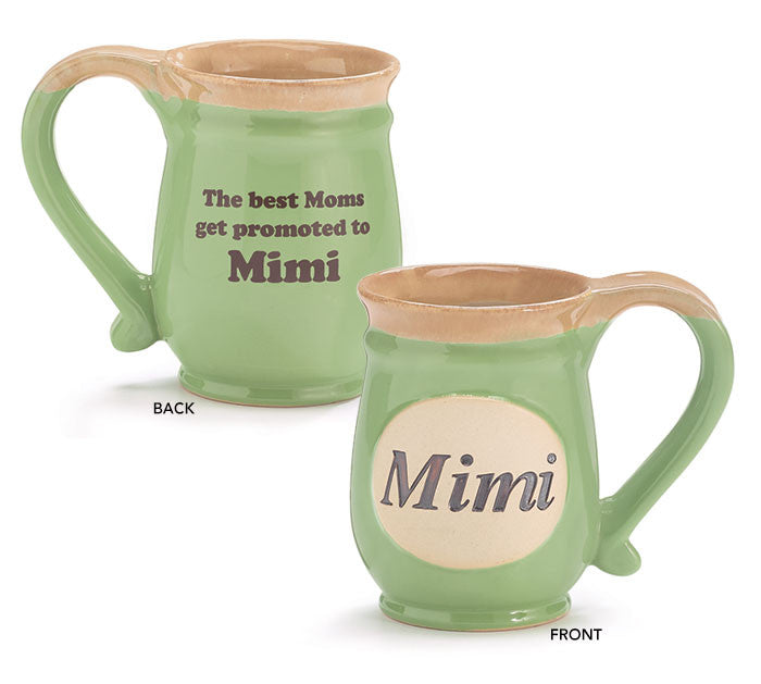 Mimi With Message Mug, [Premier Gifts and Balloons], Drinkware, Premier Gifts 'n Balloons