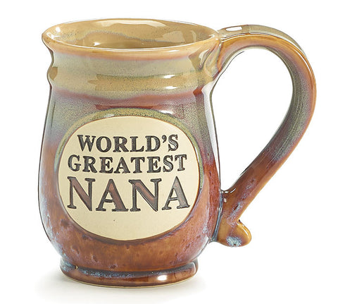 World's Best Nana Mug, [Premier Gifts and Balloons], Drinkware, Premier Gifts 'n Balloons
