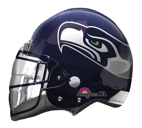"21"" NFL Seahawks Balloon, [Premier Gifts and Balloons], Balloons, Premier Gifts 'n Balloons"