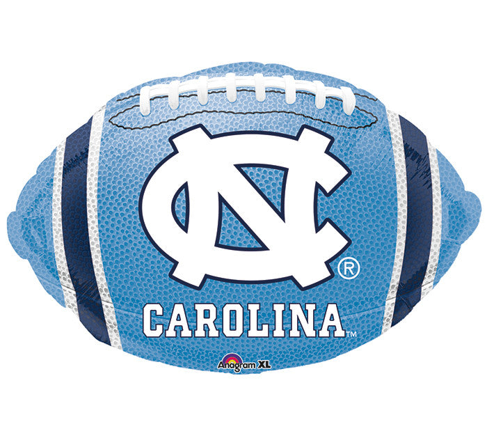 "18"" NCAA N Carolina Balloon, [Premier Gifts and Balloons], Balloons, Premier Gifts 'n Balloons"